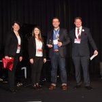 Award Verleihung Thorsten Dampf