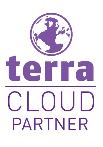 Logo TERRA Cloud Partner