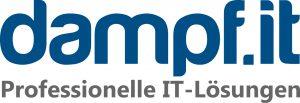 Logo dampf.it GmbH